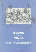 Lexicon van de Muziek in West-Vlaanderen 4