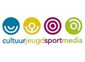 Cultuur Jeugd Sport Media / CJSM (logo)