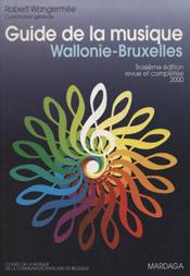 Guide de la musique Wallonie-Bruxelles