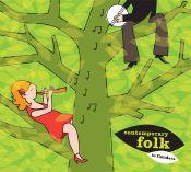 Diverse uitvoerders - Contemporary folk in Flanders 2010 (cd compilatie scan)