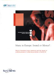 Music in Europe: Sound or silence?