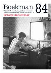Boekman 84: Beroep: kunstenaar