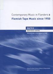 Contemporary Music in Flanders VI