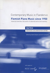 Contemporary Music in Flanders II