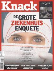 Knack cover (23 februari 2011)