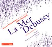 Debussy - La Mer (CD album scan)