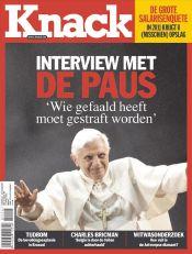 Knack cover (6 april 2011)