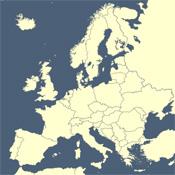 Europa (kaart)