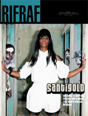 RifRaf #234 cover (april 2012)