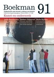 Boekman 91: Kunst en onderzoek