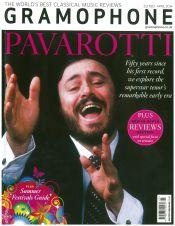Gramophone April Cover