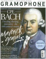 Cover Gramophone mei 2014