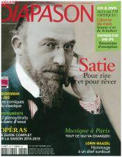 Diapason cover 627