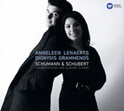 Schumann & Schubert: Transcriptions for Clarinet & Harp