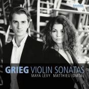 Edvard Grieg - Vioolsonates