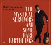 Mysticals survivors and some rare Earthlings vol 1