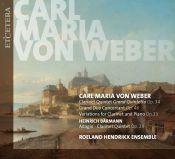 Carl Maria von Weber - Works for clarinet